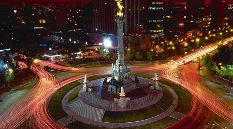 mexico city stolica meksyku